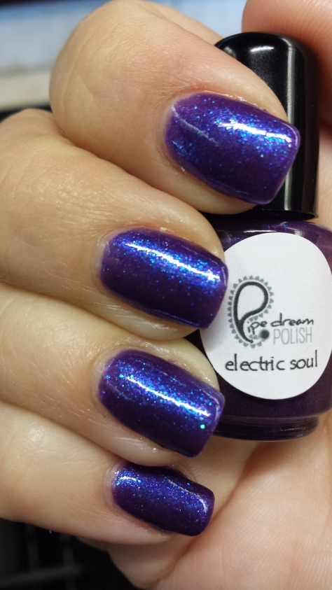 Pipe Dream Polish Electric Soul1