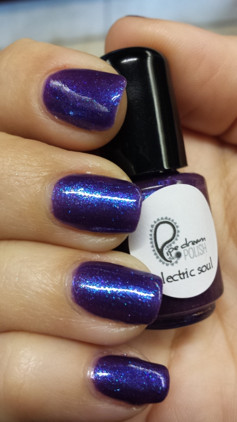 Pipe Dream Polish Electric Soul2