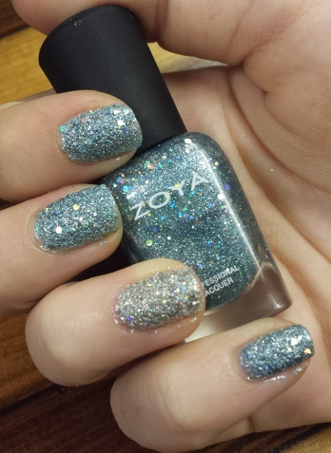 Zoya Magical Pixie Dust Vega and Cosmo